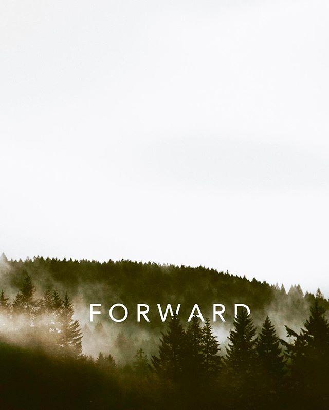 Dreams take us forward.