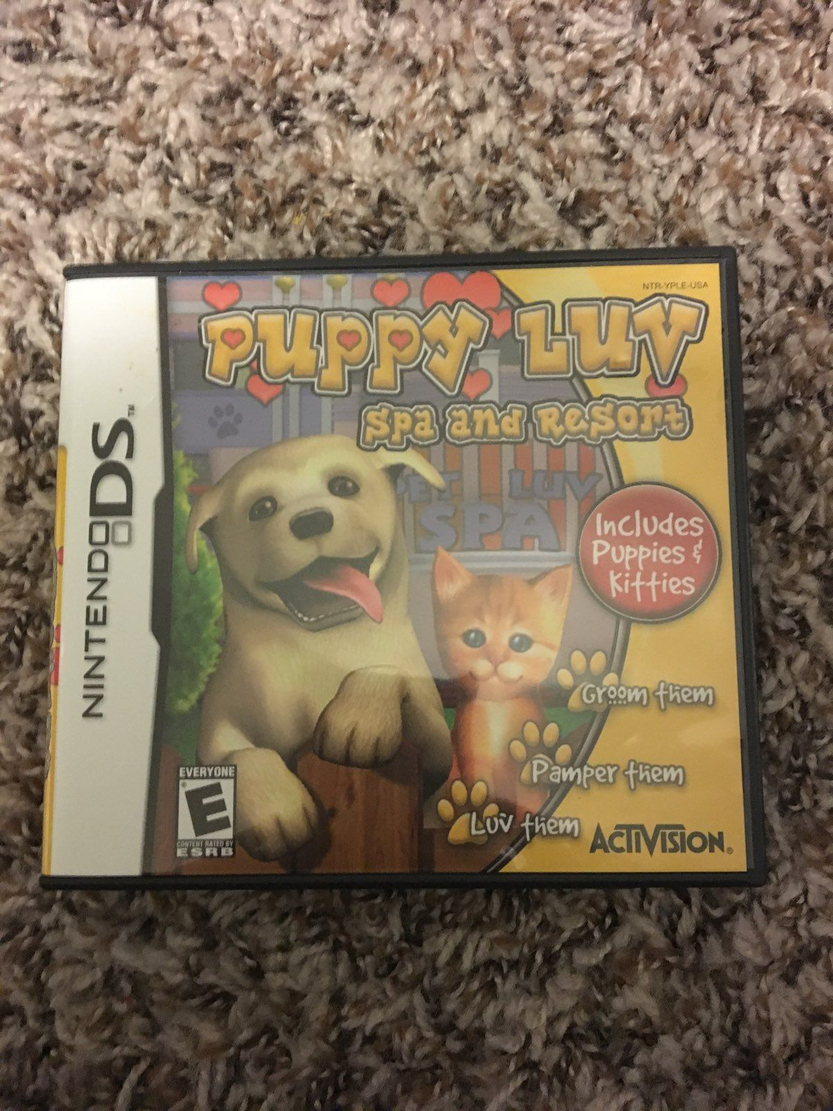 Puppy Luv Spa And Resort Ds Game Mercari The Selling App Ds