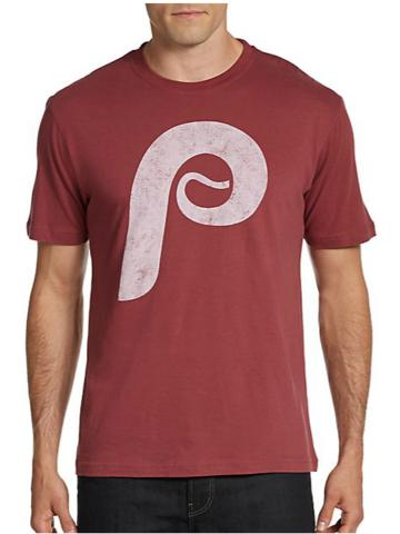 f4a661964b09a Philadelphia Phillies Vintage-Inspired t-shirt