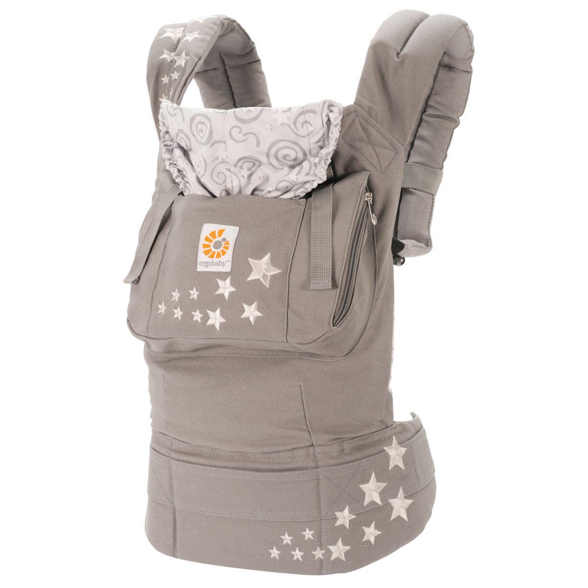 Ergobaby Galaxy Grey Baby Carrier Ergobaby Soft Baby Carrier Ergobaby Carrier
