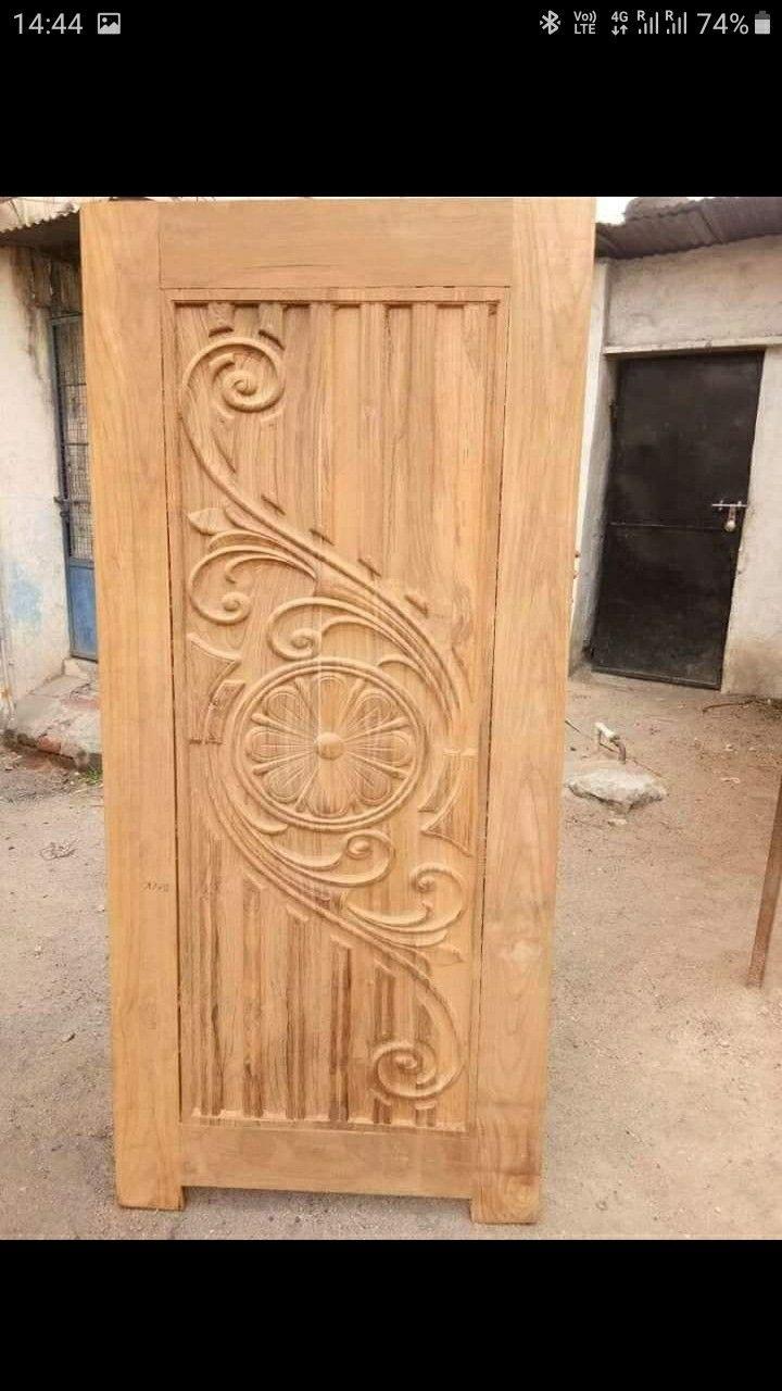 Bavas Wood Works Pooja Room Door Frame And Door Designs: Pin By Harjinder Singh On Harjinder In 2020