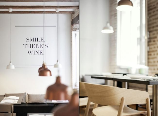 Znalezione obrazy dla zapytania restaurant interior design