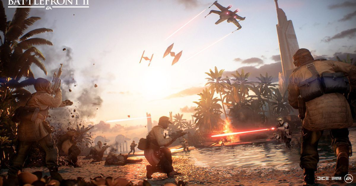 Rogue One S Scarif Will Be The Last Star Wars Battlefront 2 Update Https Www Thenewsedge Com 2020 04 29 Rogue Ones Scarif Will Be The Last Star Wars Battle