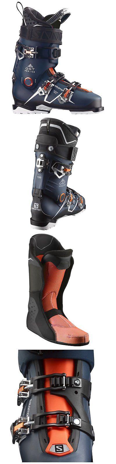 genuine shoes latest 100% genuine Men 16061: Salomon Qst Pro 120 Freeride Ski Boot - New 2017 ...