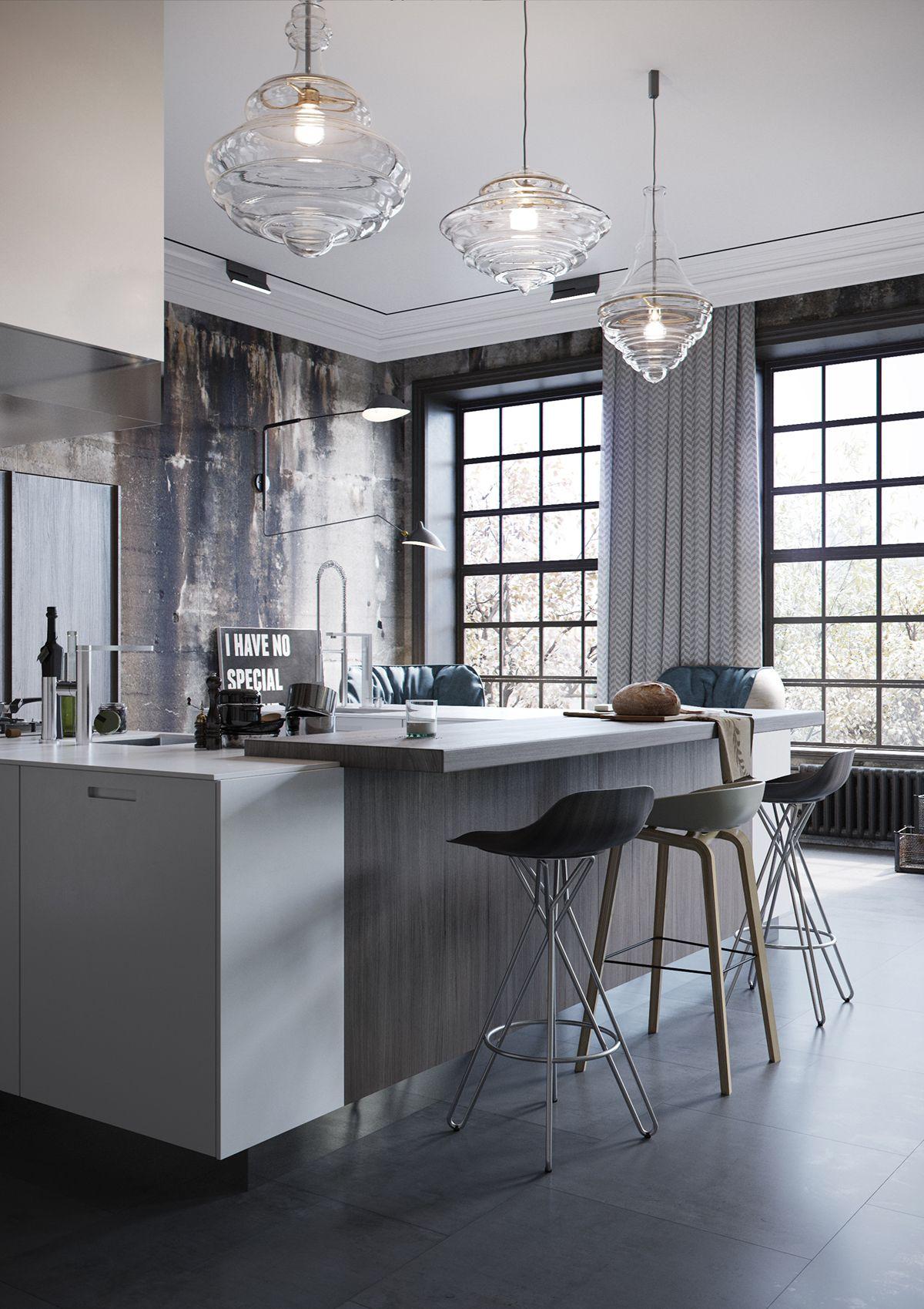 Les 25 meilleures id es de la cat gorie loft lyon sur for Appartement design lyon
