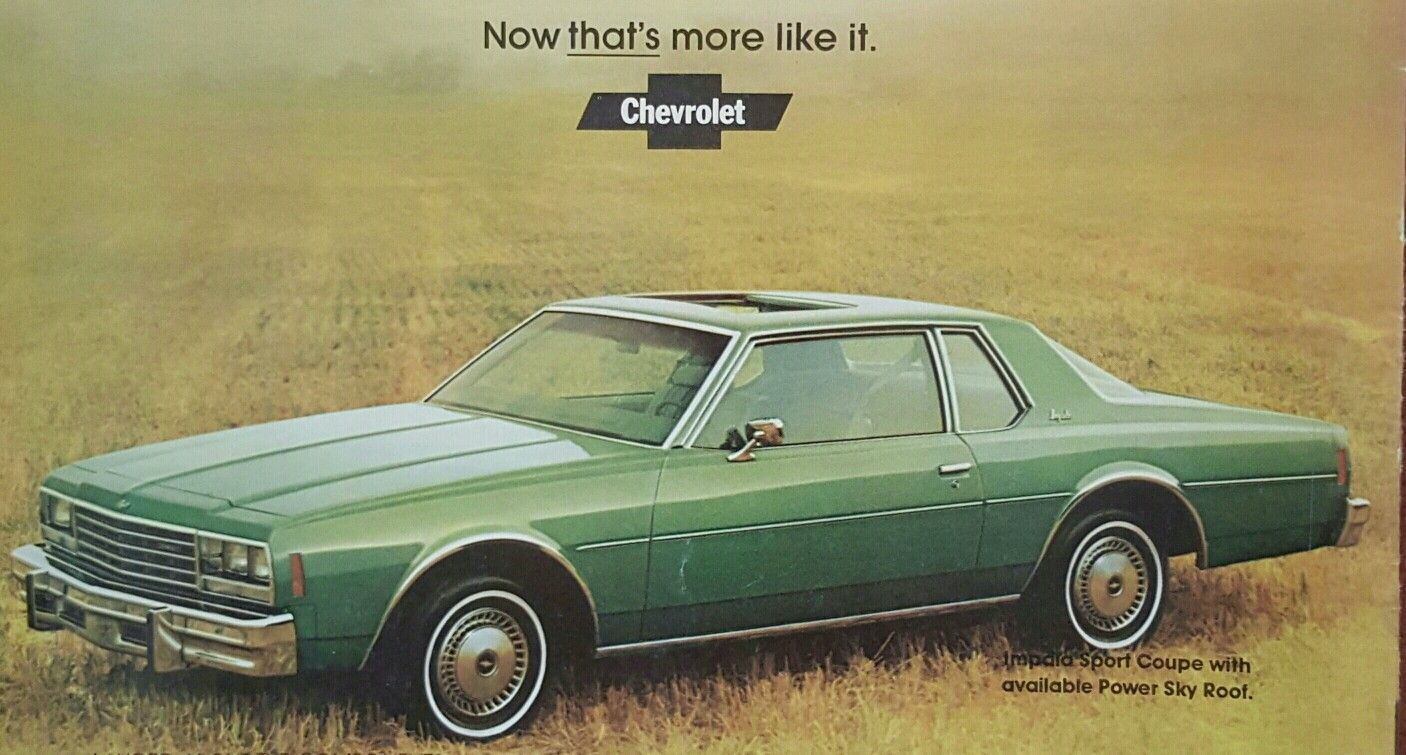 The Best 78 Impala