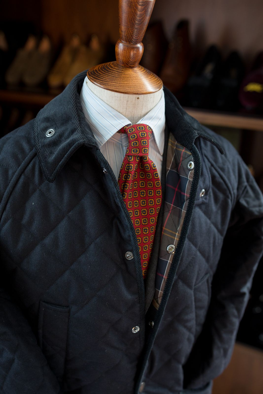 Barbour Bedale Quilted