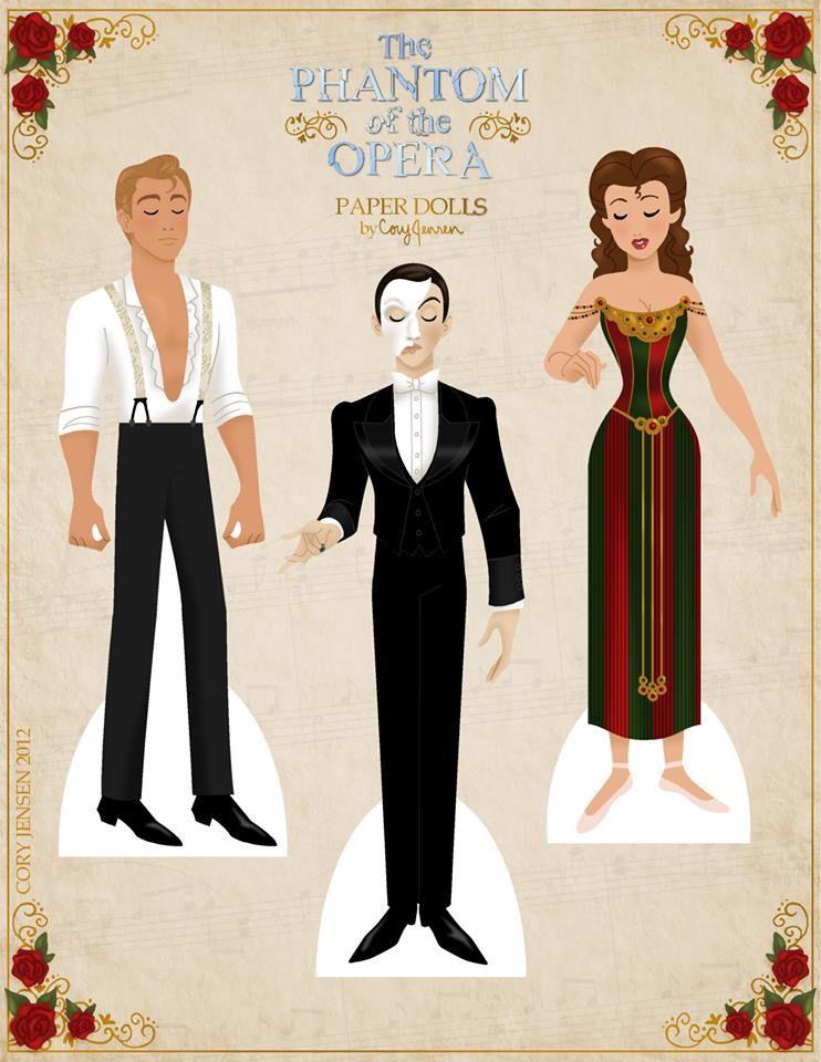 The Phantom of the Opera Critical Essays