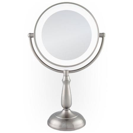 Zadro dimmable touch ultra bright dual sided led lighted vanity zadro dimmable touch ultra bright dual sided led lighted vanity mirror aloadofball Image collections
