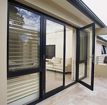 Aluminum Door Room  Home Conceptor