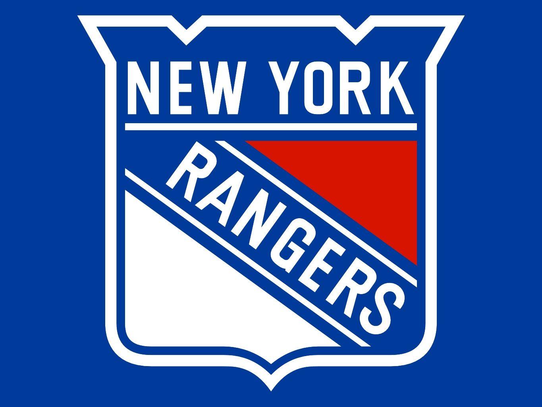 New York Rangers Logo Rangersnhl