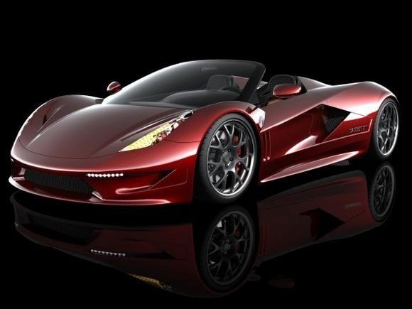 2011 TranStar Racing Dagger GT U2013 Top Horsepower/torque: 2000 Ft Lbs (given)  U2013 Top Speed: 300 Mph, Plus U2013 Quarter Mile: 200 Mph And