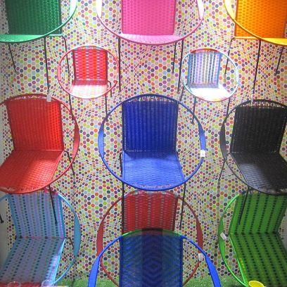 Tendance couleurs vives, M&O, Paris, 2015.   2015- Salon Maison et ...