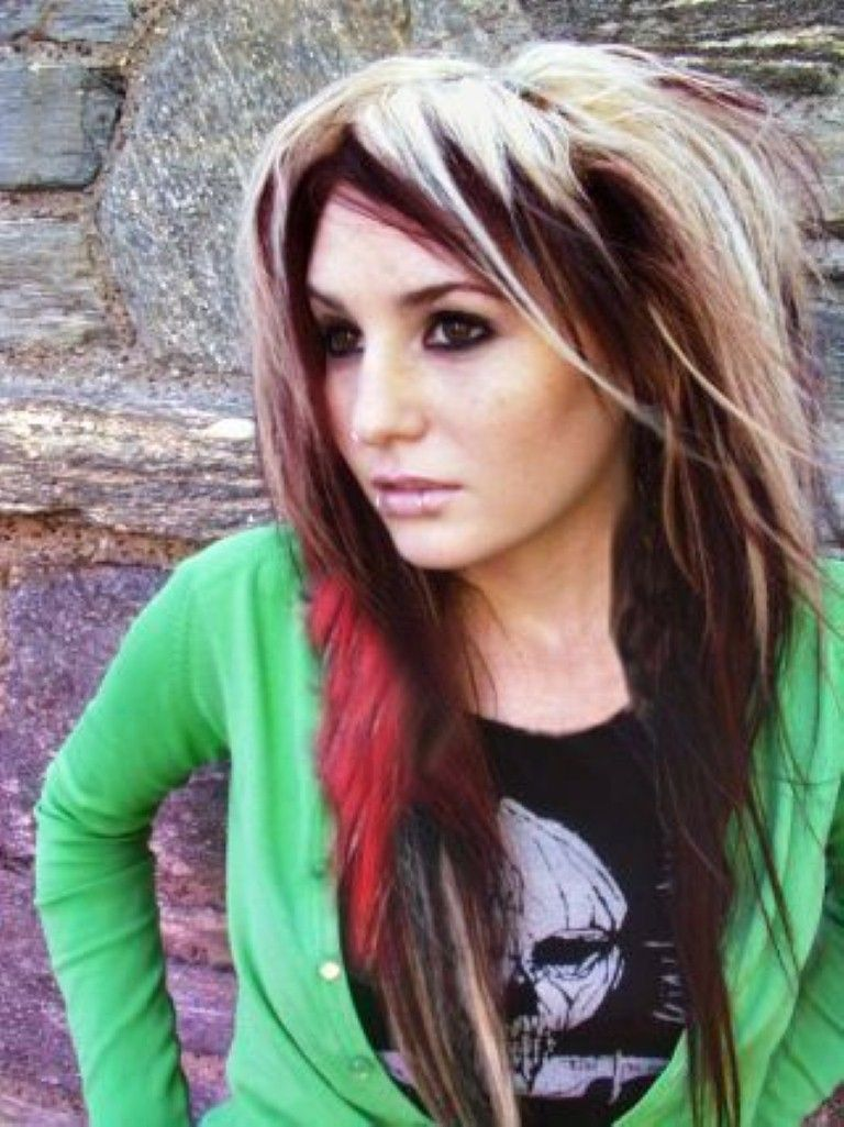 Punk hairstyles hairstyles for long hair how to do punk hairstyles