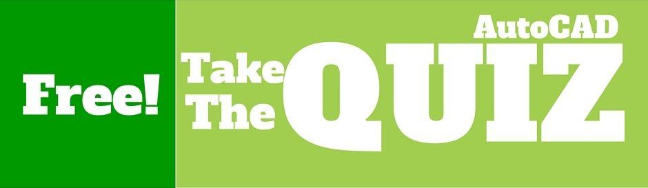 AutoCAD quiz