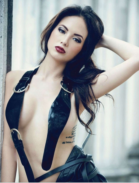 Filipino Tattoos Filipina Ellen Adarna Valentines Rocks Philippines Sarah Lahbati
