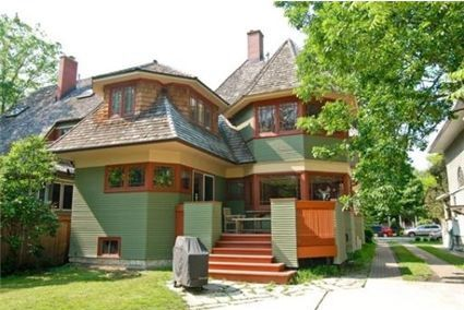 frank lloyd wright s thomas h gale home the whole thing