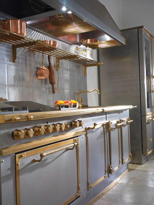 Blocco cucina acciaio cool arredare una cucina piccola with blocco cucina acciaio cottura with - Blocco cucina acciaio ...