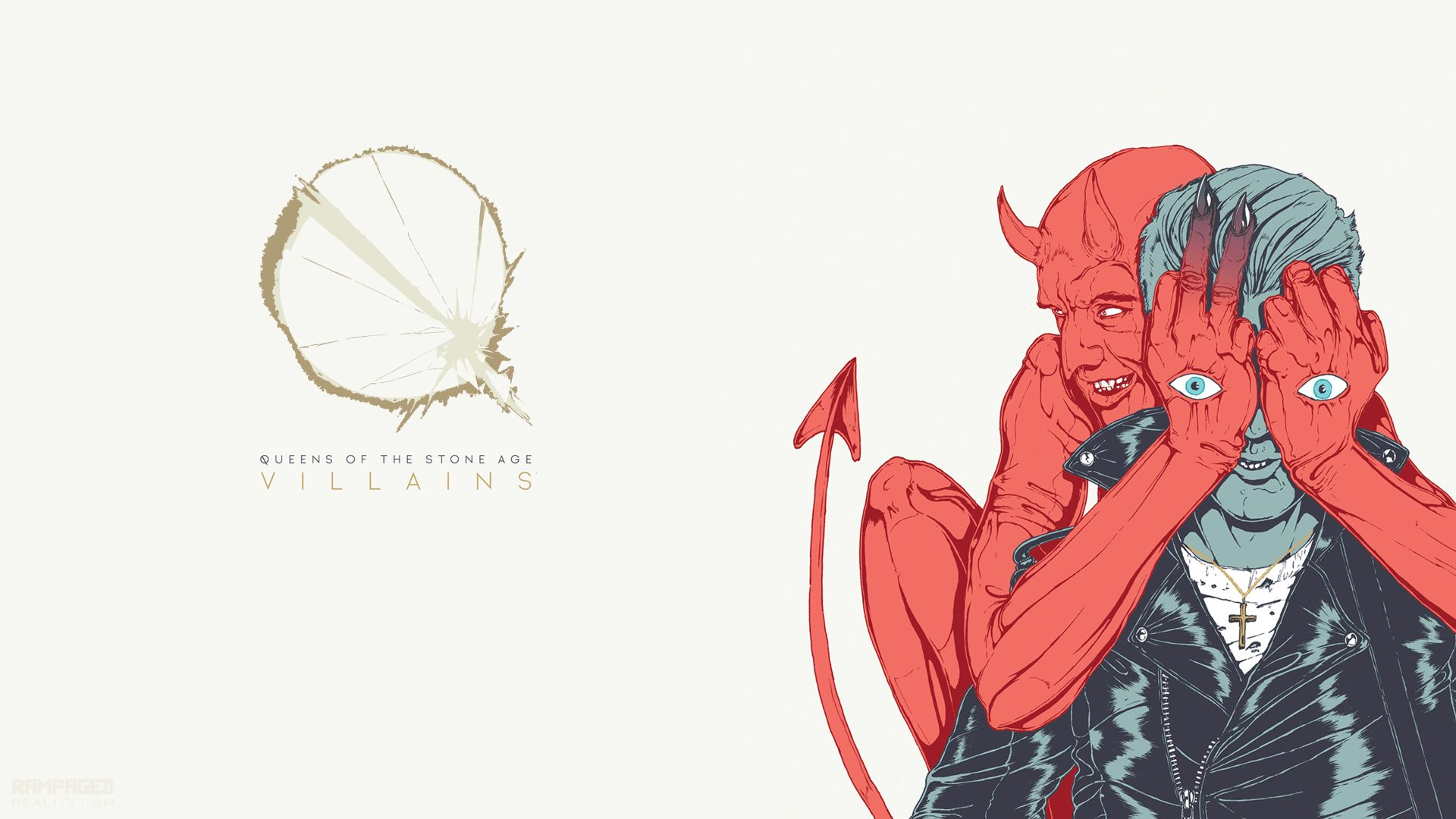 Queens Of The Stone Age Villains Wallpapers 1920x1080