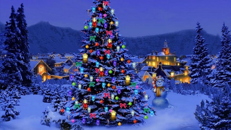 christmas tree nature wallpaper share the christmas love and traditions decorate your desktop backgrounds with christmas wallpapers