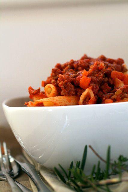 9 klassieke Italiaanse pastasauzen die je in je repertoire móet hebben | ENSEMBLE  | Bloglovin'