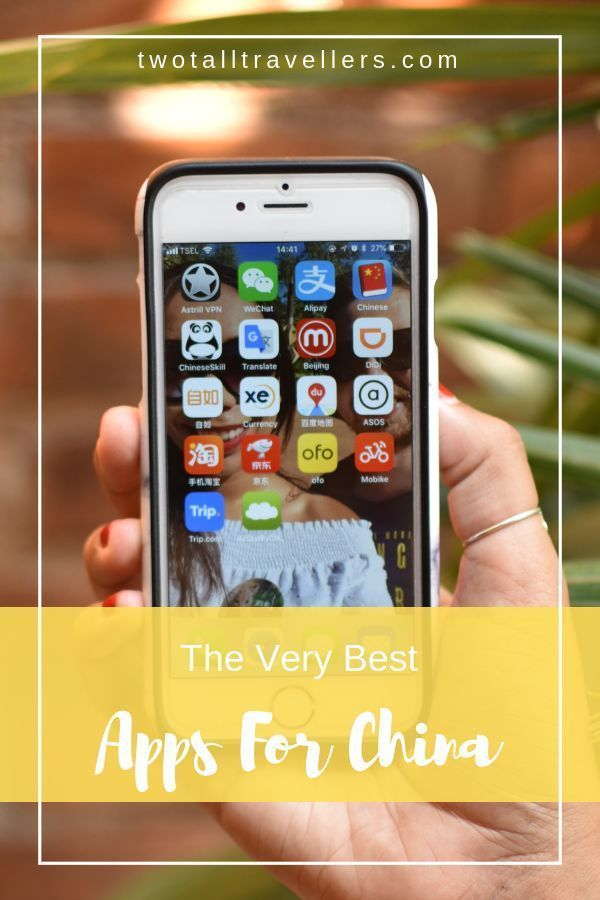 The 17 Best Apps For China Download These Now Traveling
