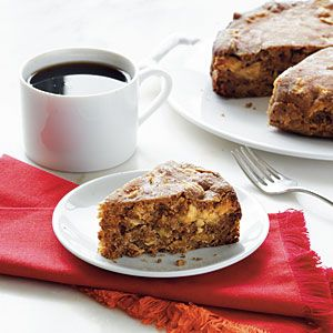 Double Apple Cake-slow cooker