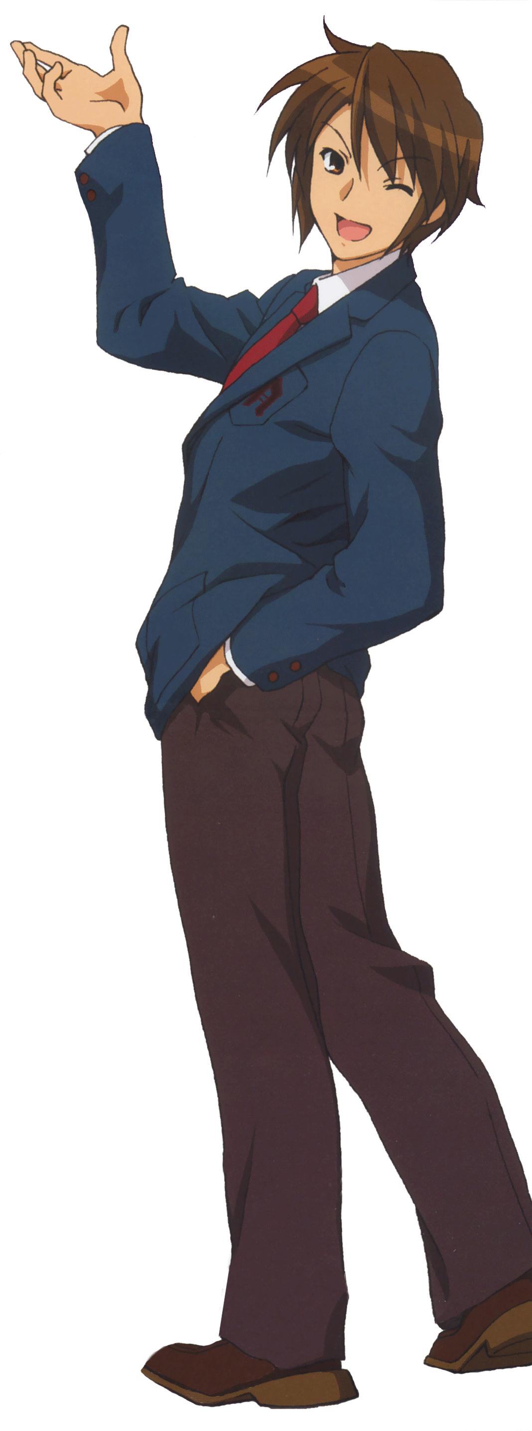 The Melancholy of Haruhi Suzumiya Koizumi Anime
