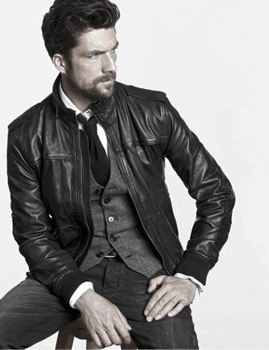 comHommes t porter une les veste en cuir pour les une hommes 5 modèles | cuir 71a75c
