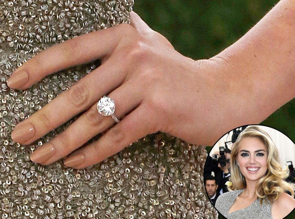 Pin On Celeb Engagement Rings