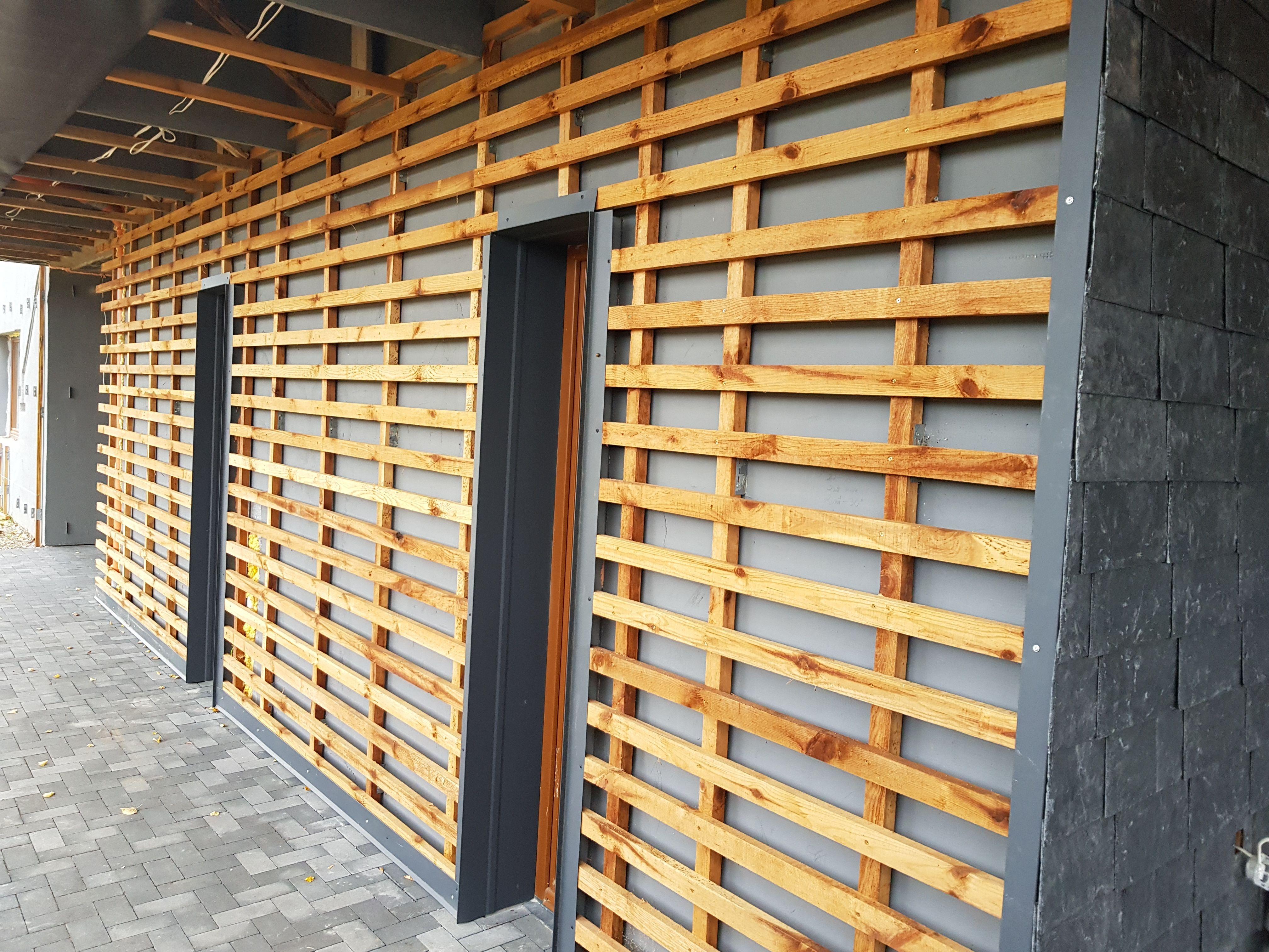 Fasadas Su Domiz 40x20 Cm Skalunu Www Skalunofasadai Lt Exterior Wall Panels Tile Cladding Stone Walls Interior