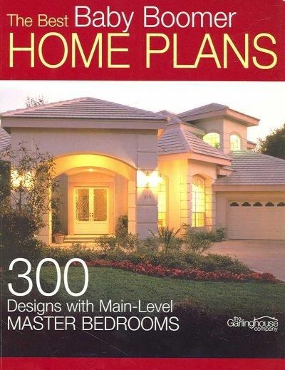 The Best Baby Boomer Home Plans Paperback Overstock Com Shopping The Best Deals On House Plans House Plans Bedroom House Plans Small House Design Plans