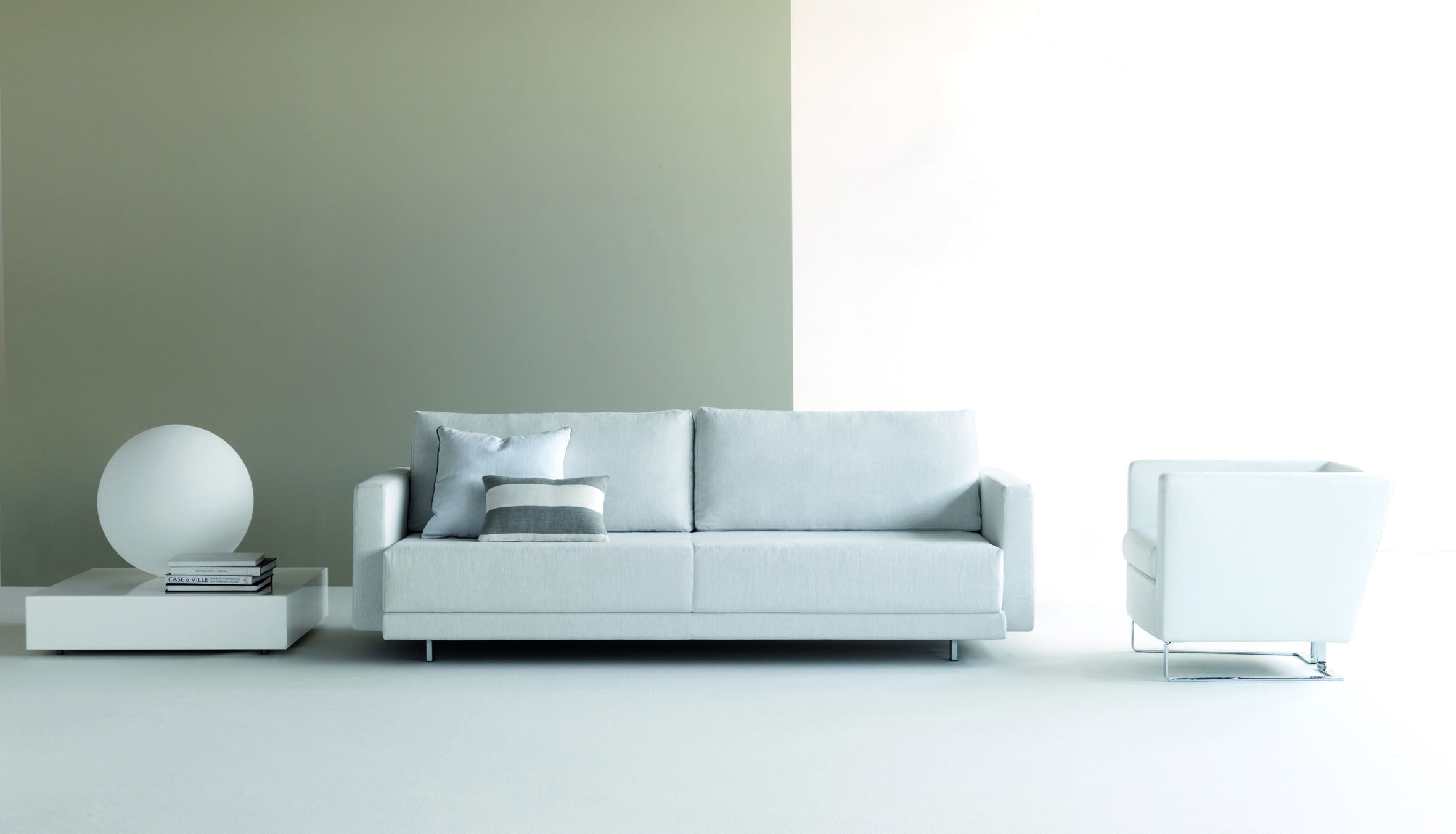 Bosal Arno Sofa bed & Chair Via Moretti Rosini UK