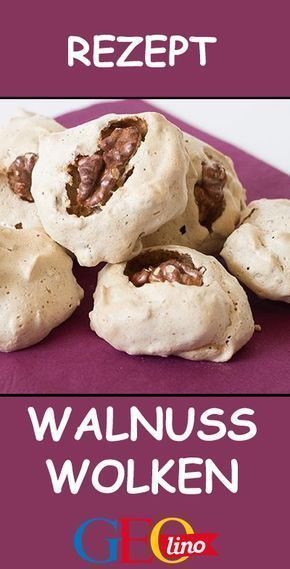 Photo of Baking: Walnut Clouds