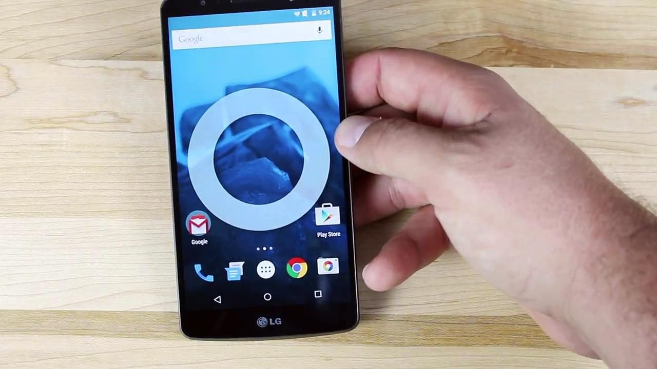 Install Android 5 1 1 Lollipop on LG G2 via CyanogenMod 12 1