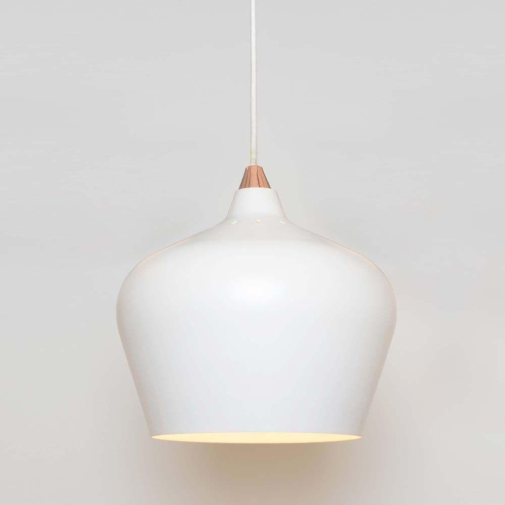 Heals cohen pendant light white medium bedroom pendants ceiling lighting pendant lights aloadofball Images