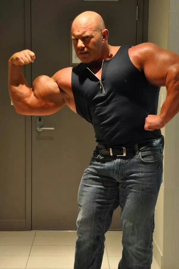 Brad hollibaugh muscle giant bodybuilders muscle men