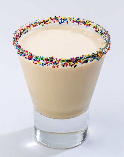 Wild Birthday Cake Wild Shot amaretto vanilla liqueur creme