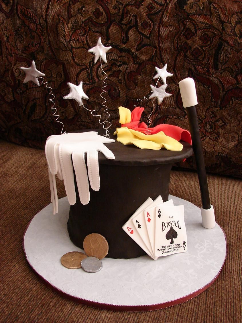Fantastic Magic Hat With Images Magic Party Magic Birthday Party Funny Birthday Cards Online Elaedamsfinfo