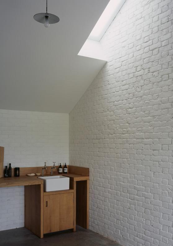 Casa minimal nella campagna inglese Casa minimalista