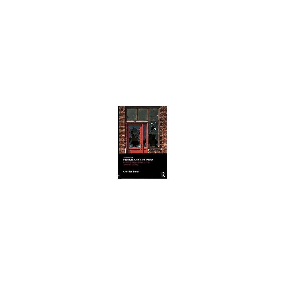 Foucault, Crime and Power (Hardcover)