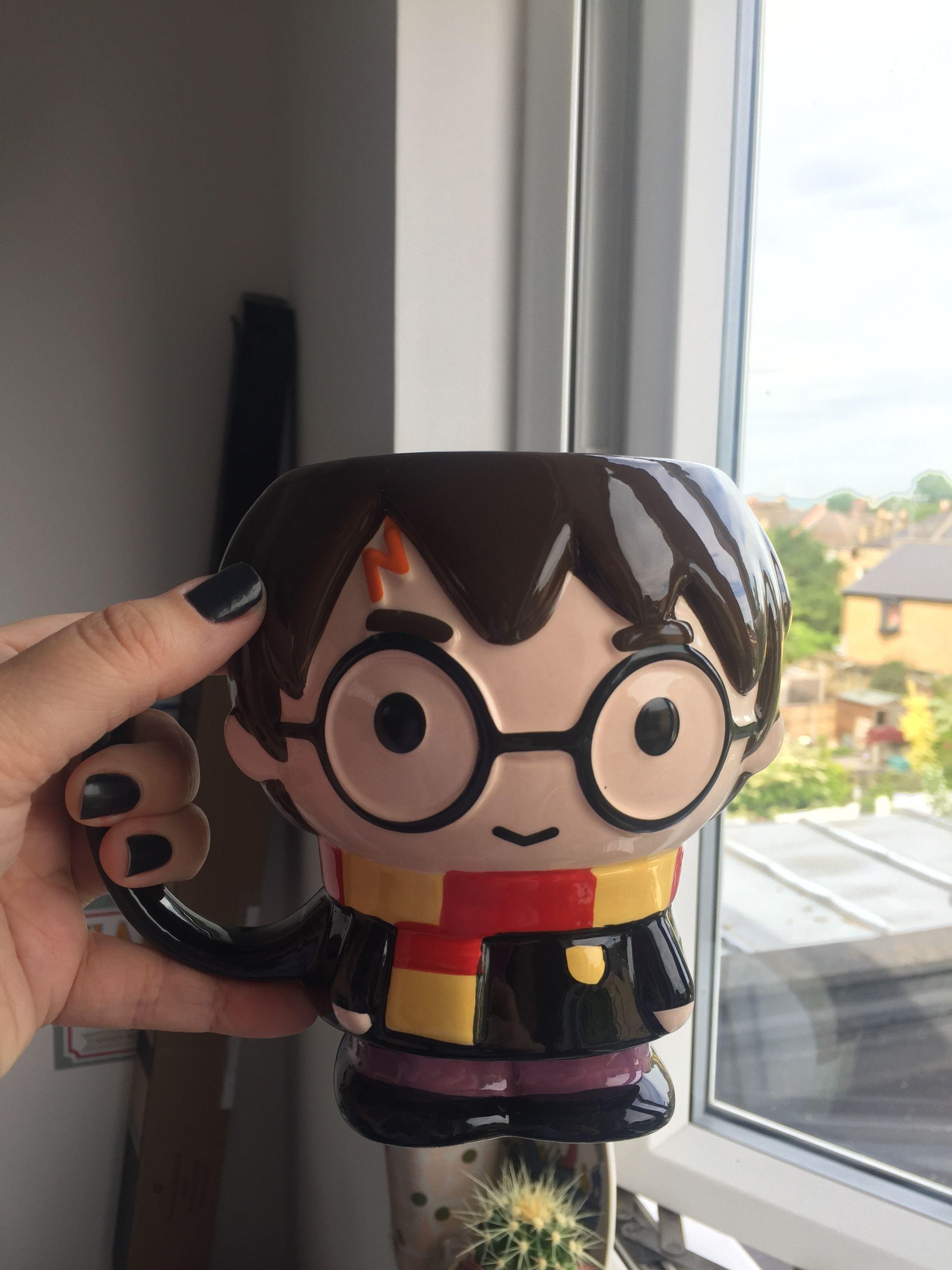 Details about bn in box harry potter large ceramic mug