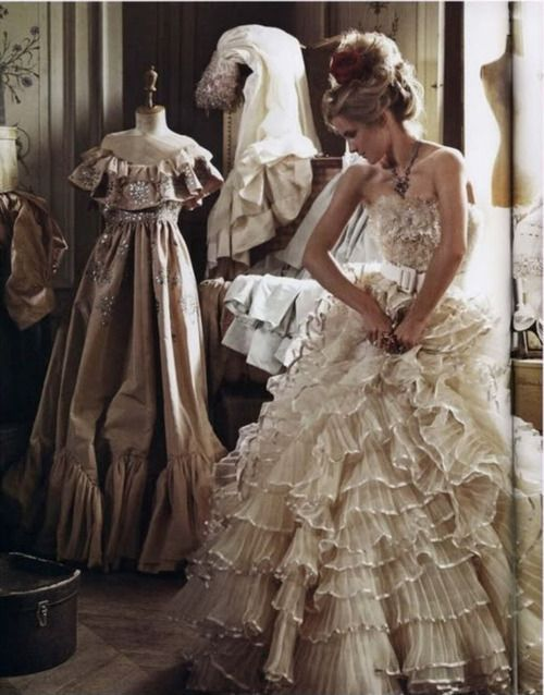 Emma Watson vs Anna Karenina via http://designlovely.tumblr.com