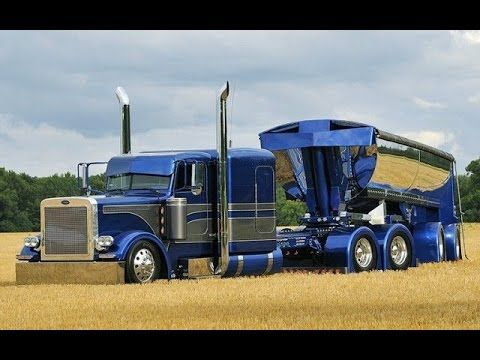 Custom Big Rigs By Byrd Thatwork Iiii Big Trucks Trucks Custom
