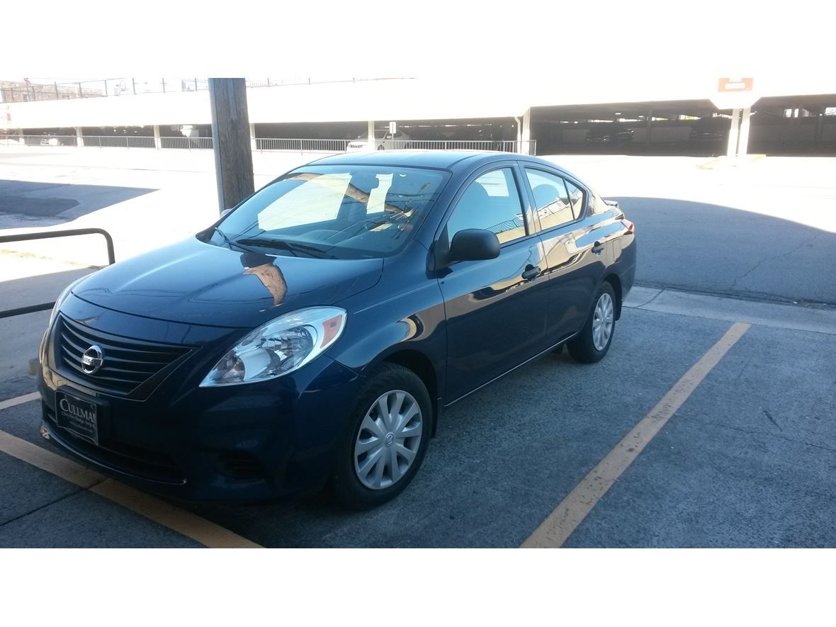 2014 Nissan Versa for Sale by Owner in Cullman, AL 35055