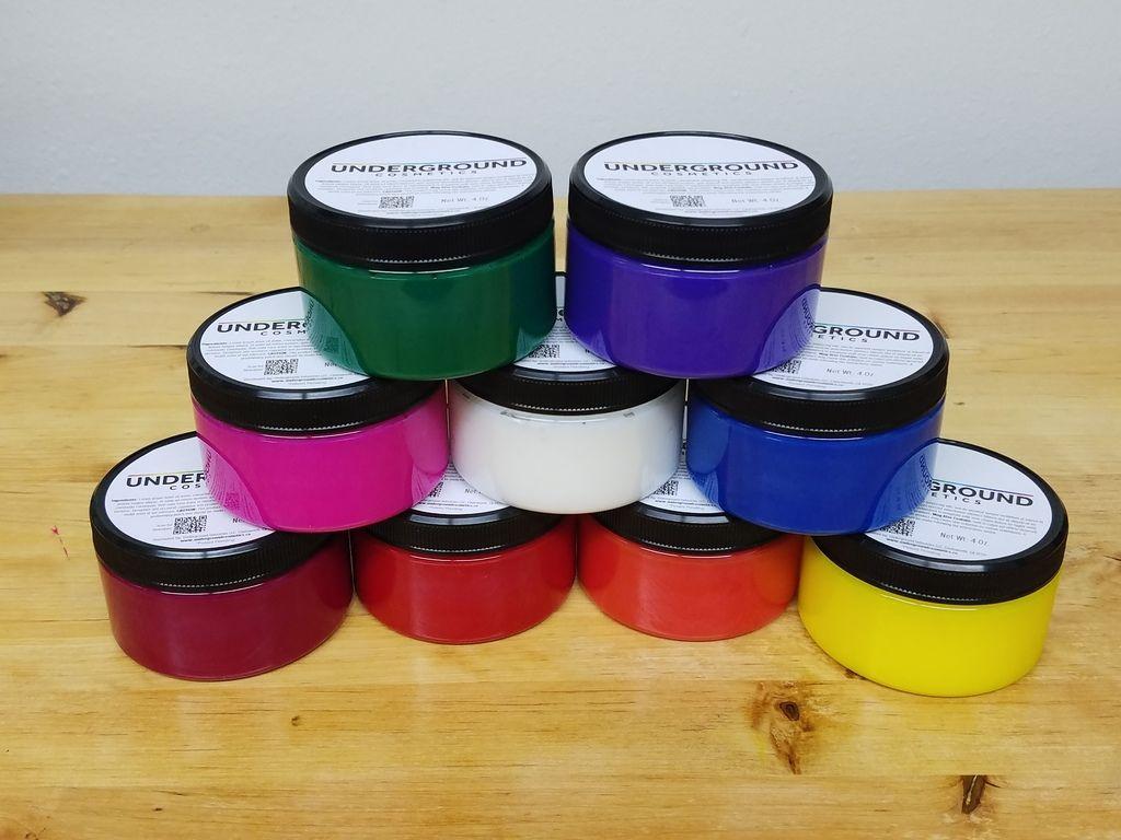 Neon Hair Color Line by Underground Cosmestics neonhair