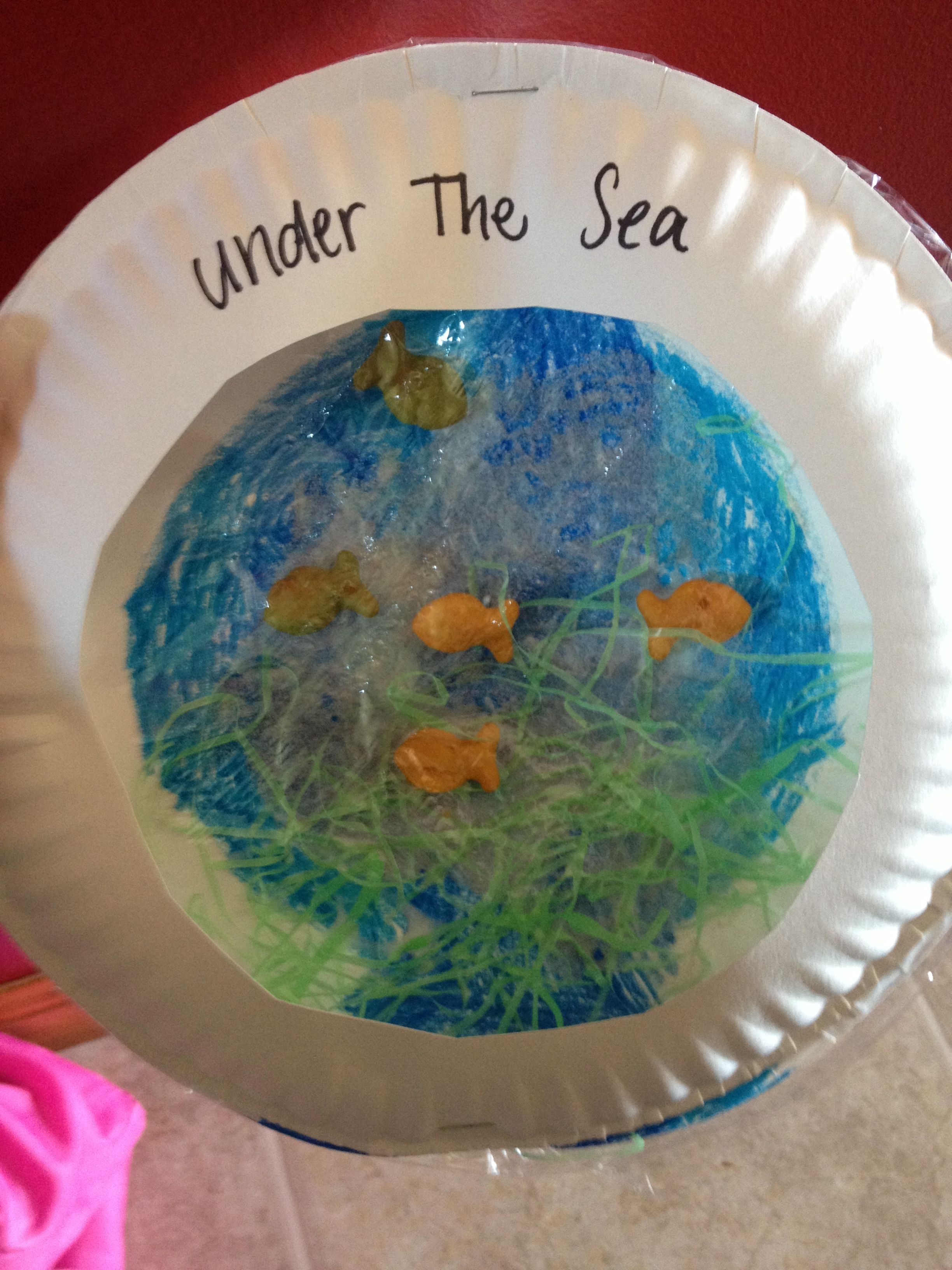 Our Daycare Project Aquarium Too Cute