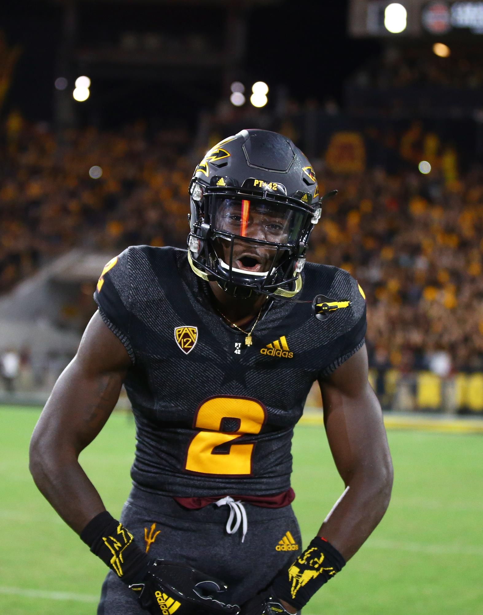 Brandon Aiyuk Football Arizona State University Athletics Football College Football Uniforms Football Uniforms