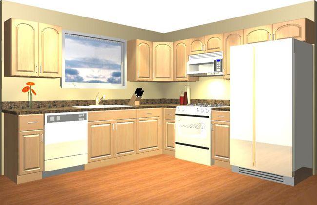Best 10 X 10 Standard Kitchen Dimensions Cabinet Sense 400 x 300