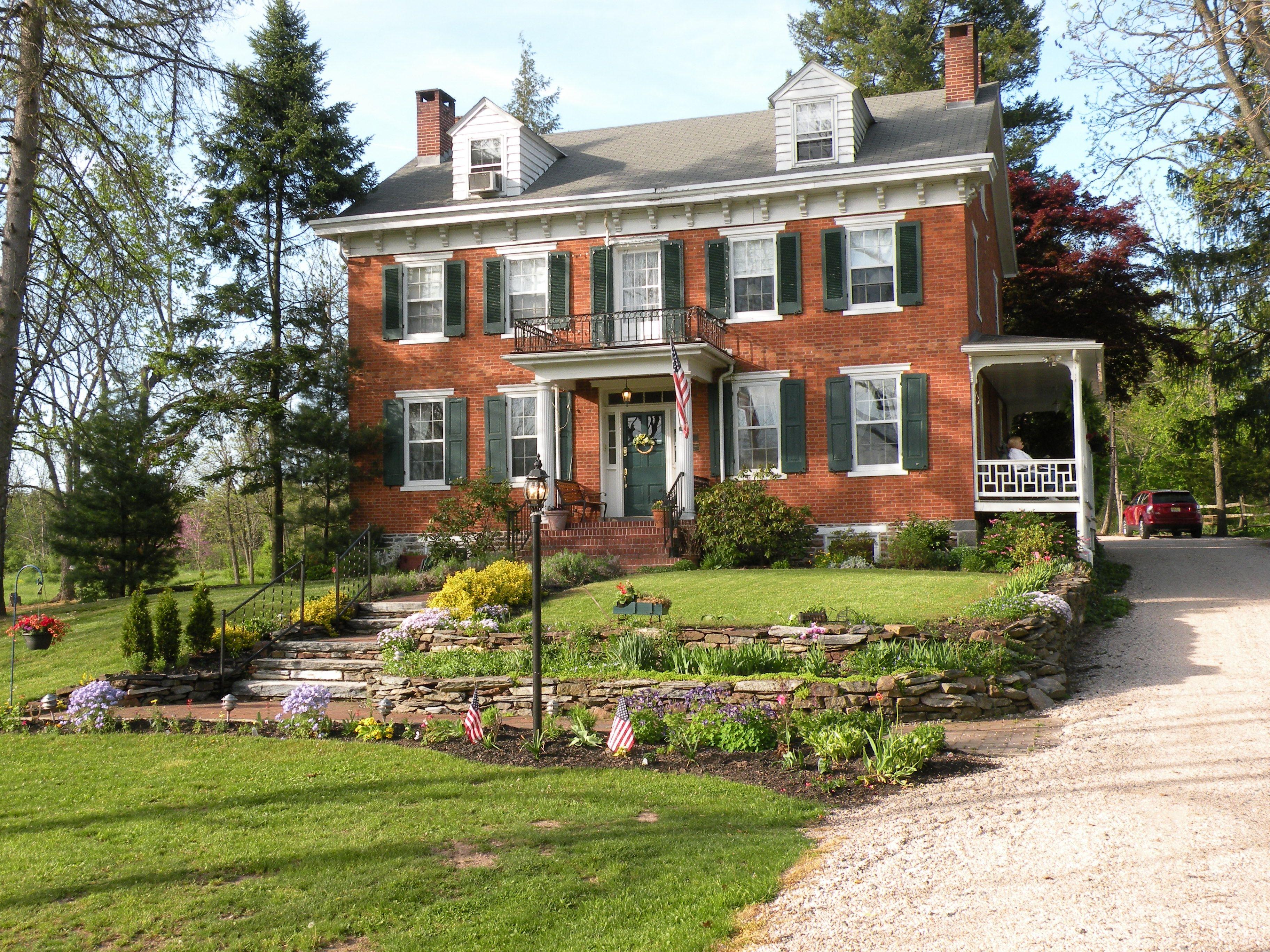 Bed & Breakfast in Gettysburg, PA Bed, breakfast, House